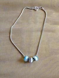 collier perle grec